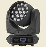 Led 19x12 w Zoom Moving Head light