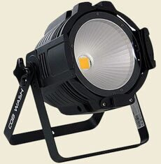Led 100 w Warm / Cold Color COB Par Light