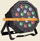 Led 18x10 w Par Light with zoom